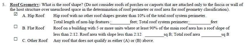Explaining the Wind Mitigation Form 8