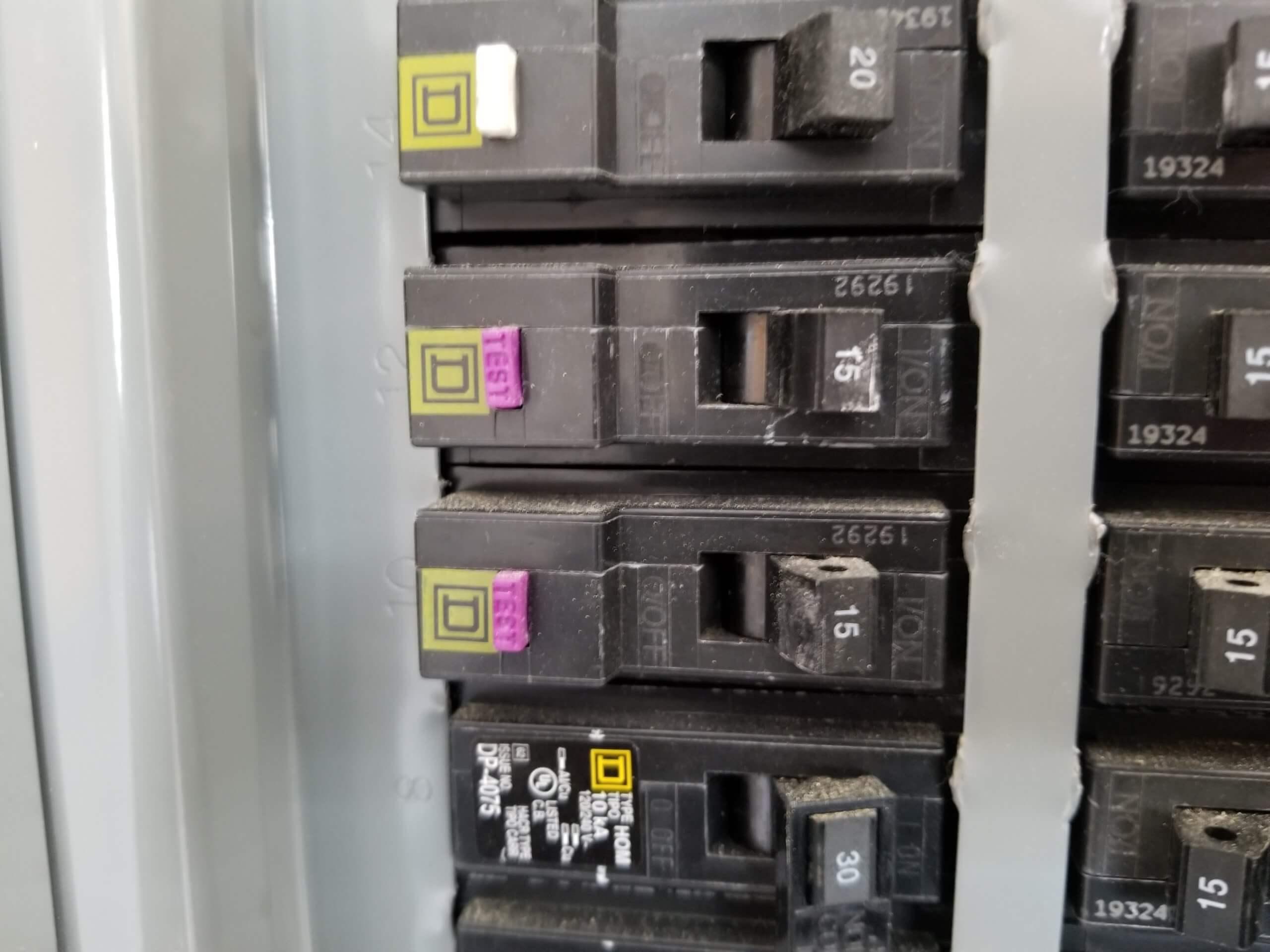 Electrical Breakers