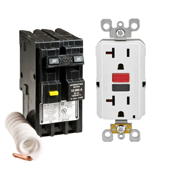 Safety #1, Is there a Difference between a GFCI Receptacle and GFCI Circuit Breaker?