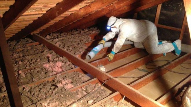 Read more about the article Remove Attic Insulation  – #1 Reasons Why