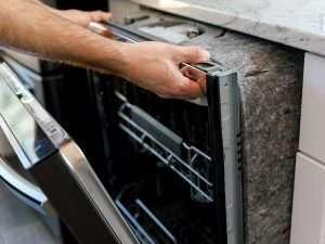 Dishwasher Venting